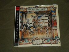 Steve Hackett Please Don't Touch! Japan Mini LP Bonus Tracks