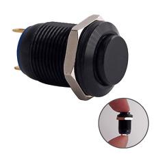 Momentary Push Button Switch, URTONE UR125, 1NO SPST DC/AC 36V 2A Aluminum Alloy