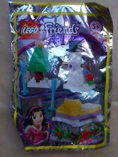 Neuf Filles Lego Winter Fun Pack Arbre de Noël Bonhomme De Neige Ski Traîneau Sac De Fête Cadeaux