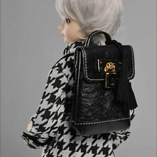 [Dollmore ]1/4 1/3 BJD accessory Free - Lux & LK Backpack (Black)