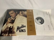 The Mambo Kings - Widescreen Laserdisc
