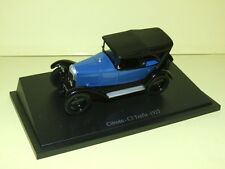 CITROEN C3 TREFLE Bleu 1925 UNIVERSAL HOBBIES sans boite