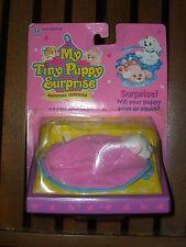 1993 HASBRO MY TINY PUPPY SURPRISE BATHTIME SURPRISE MOC SEALED