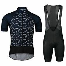 Mens Cycling Jersey Bib Shorts Cycling Bib Shorts Cycling Jerseys Short Sleeve