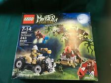 LEGO:Monster Fighters - The Werewolf (9463) New In Box!!