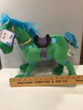 "Disney PLUS Argentina Horse Green  ""It's a Small World Movie"" NEW WITH TAGS"
