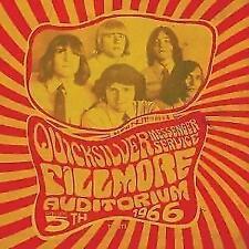 Fillmore Auditorium Nov 5 1966 von Quicksilver Messenger Service (2014)