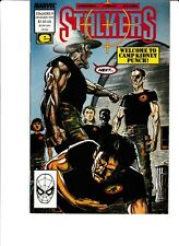 Stalkers #9 (December 1990, Marvel)