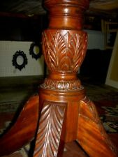 DUNCAN PHYFE FEDERAL CLASSICAL MAHOGANY BREAKFAST TABLE ANTIQUE NEW YORK c.1815