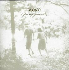 Mono - For My Parents [New CD] Temporary Residence