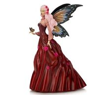 Captivated by Courage Womans Heart Fairy Figurine Nene Thomas Bradford Exchange