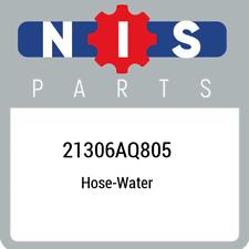 21306AQ805 Nissan Hose-water 21306AQ805, New Genuine OEM Part