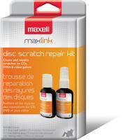 Maxell CD-335 Disc Scratch & Repair Kit