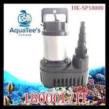 HIKARI HK-SP18000 SUBMERSIBLE POND AQUARIUM WATER PUMP 18000L/H FISH TANK NANO