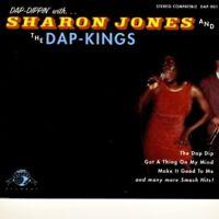 SHARON JONES & THE DAP KINGS - DAP DIPPIN'  CD NEU