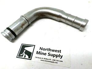 Gardner Denver PR123 PR55 Drifter Drill Air Connection Tube with O-Ring *NEW*