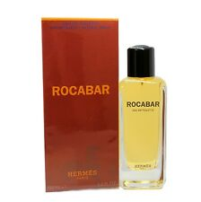 HERMES ROCABAR EAU DE TOILETTE NATURAL SPRAY 100 ML/3.3 FL.OZ. NIB-710650