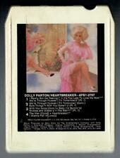 DOLLY PARTON Heartbreaker ~ Eight Track Tape