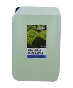Relancer Algues Und Grün Form Entferner Killer - Algizid - 25L
