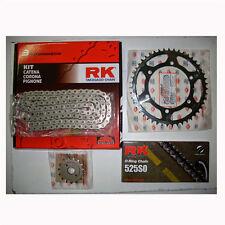 KIT TRASMISSIONE CATENA CORONA PIGNONE RK/JT Honda CB 600 Hornet 98-06 RK K80242