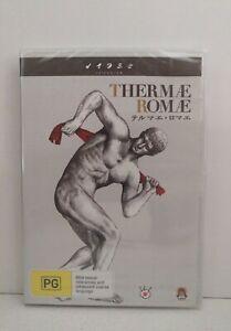 Thermae Romae DVD Brand New PG R4