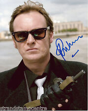 "Philip Glenister Colour 10""x 8"" Signed Life on Mars Photo - UACC RD223"
