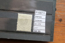 STAMPS CURACAO YVERT N°8 MH* (F109711)