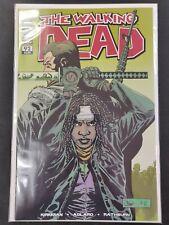 The Walking Dead #92 First Print 1st Appearance of Paul Jesus Monroe