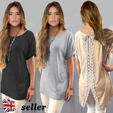 Unbranded Women's Casual Cotton Blend Tops & Shirts