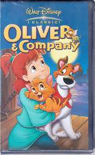 Walt Disney Oliver & Company * VHS ottime condizioni
