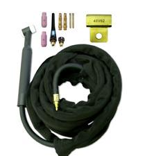 WeldingCity TIG Welding Torch WP-26F Flex Head 200A 12.5-FT Air-Cool | US Seller
