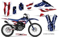 Moto Tout-Terrain Décalque Graphique Kit Autocollant Drapé pour Yamaha TTR230