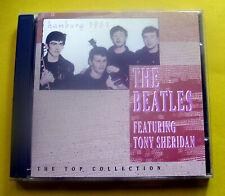 "CD "" THE BEATLES & TONI SHERIDAN - HAMBURG 1961 "" 8 SONGS (CRY FOR A SHADOW)"