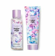 Victoria's Secret Sweet Fix Fragrance Mist and Lotion Set Sugar High