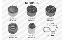 SNR Kit de distribución SUBARU IMPREZA KD481.02