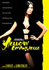 YELLOW EMANUELLE USED - VERY GOOD DVD