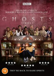 Ghosts - Series 2 [2020] (DVD)  (BBC)