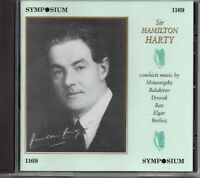 SIR HAMILTON HARTY CONDUCTS MUSIC BY BALAKIREV - DVORAK ETC - SYMPOSIUM - SEALED