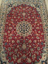 Wunderschöner Handgeknüpfter Orientteppich old rug 205x125cm Fein Nain