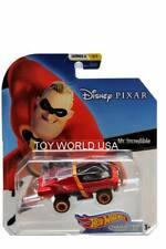 2020 Hot Wheels Disney Character Cars Series 6 #6 Mr. Incredible