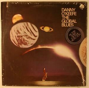 Danny O'Keefe The Global Blues LP SEALED 1979 Jazz Fusion Pop Rock Warner Bros