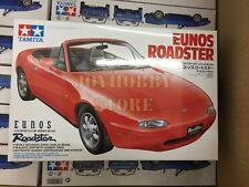 Tamiya 24085 1/24 Mazda Eunos Roadster Kit - C-485