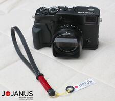 Camera Leather Strap - Handmade | Canon Sony Leica Fujifilm Pentax Olympus Nikon
