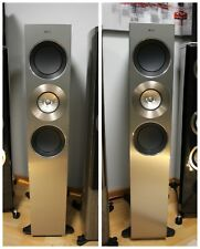 KEF REFERENCE 3 Loudspeakers BLACK GLOSS NEW ex-display Official Warranty
