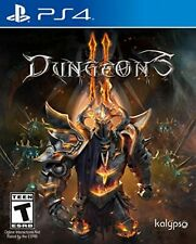 Dungeons 2 a Strategy Simulation Video Game for PlayStation 4 - Topselling