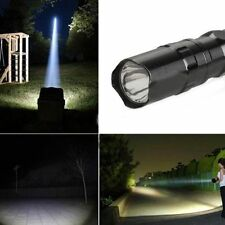 Bright Outdoor Waterproof LED Flashlight Torch Light Bulb Lamp (no battery) New