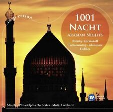 VARIOUS ARTISTS - 1001 NACHT ARABIAN NIGHTS USED - VERY GOOD CD