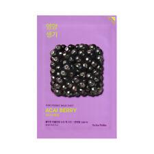 Holika Holika Pure Essence Mask Sheet Acai Berry 20ml*1pcs - Korea Cosmetics