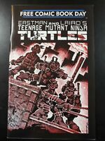 ⭐️ TEENAGE MUTANT NINJA TURTLES TMNT #1 FCBD (2009 Comics) VF/NM Book