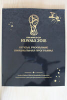 2018 World Cup Final's (Russia) Official FIFA Licensed VIP Tournament Programme